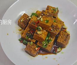 2块钱的豆腐 做出餐厅的味道的做法