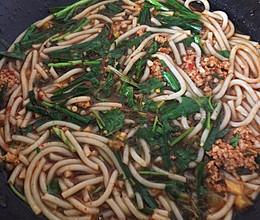 小锅米线的做法