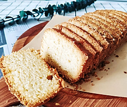 最最基础款的生酮磅蛋糕❤️不打发懒人食谱的做法