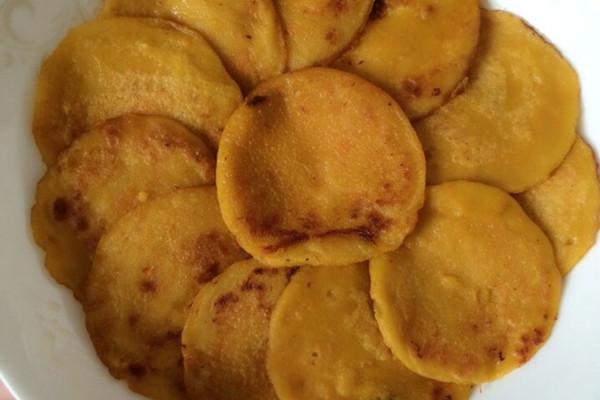 宝宝百搭营养饼(胡萝卜肉泥饼)的做法