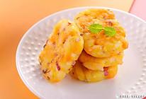 香煎鱼饼 宝宝辅食食谱的做法