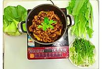 香辣虾火锅的做法