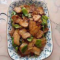 青椒回锅肉的做法图解7