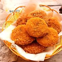 """#美食说出""""新年好""""#南瓜糯米饼的做法图解6"""