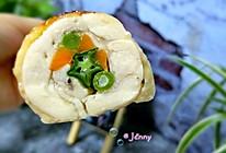 蔬菜鸡肉卷的做法