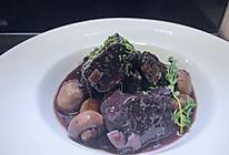 法式红酒炖牛肉的做法