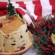桦树树桩蛋糕