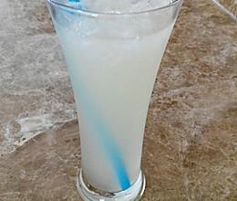 冰柠特饮【夏日运动饮料】的做法