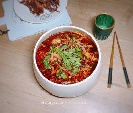 水煮鸭肠——懒人冬日暖身必备菜的做法