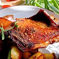 ❗️家庭秘制烤羊排❗️吃过最好吃的方子 超简单的做法图解6