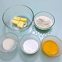 黄油曲奇#柏翠辅食节-烘焙零食#的做法图解1