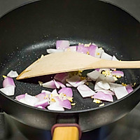 南瓜排骨焖饭的做法图解3