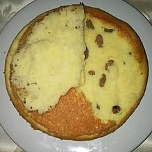 #憋在家里吃什么#戚风蛋糕电饭煲版