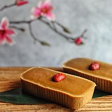 年糕年糕年年高-手作广式红糖年糕#年味十足的中式面点#