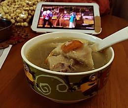 榴莲汤的做法