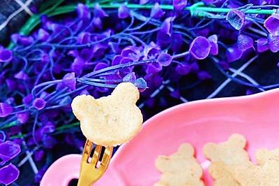 宝宝辅食食谱   香蕉银耳薄饼