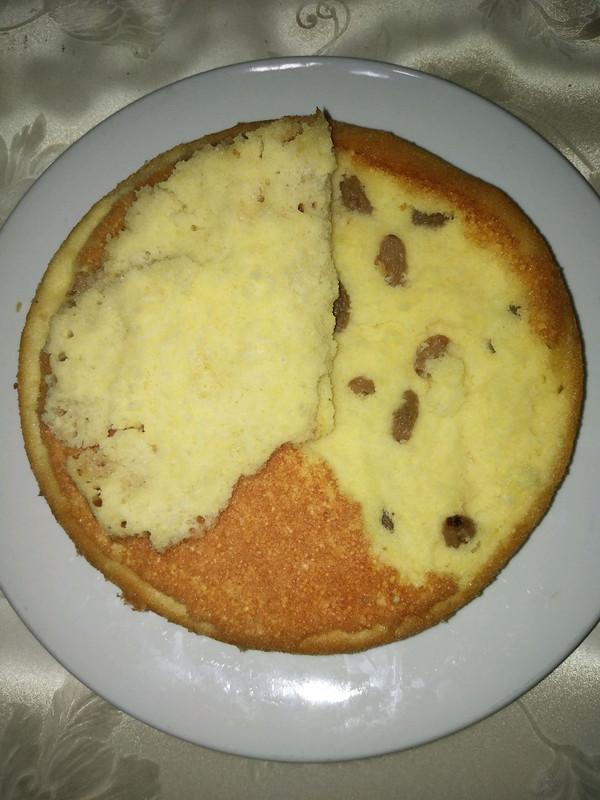 戚风蛋糕电饭煲版的做法