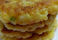 香煎米饼。剩饭也美味的做法