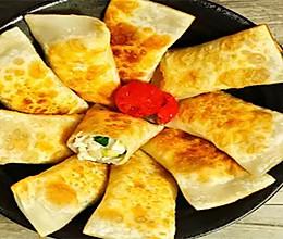 【微体兔菜谱】外脆里嫩 豆腐海鲜卷的做法