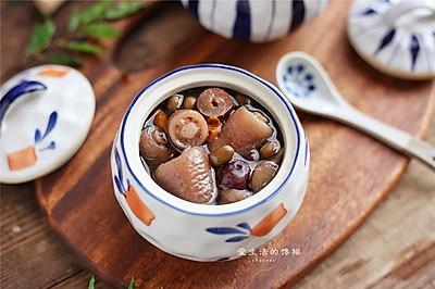 黑豆豬尾湯