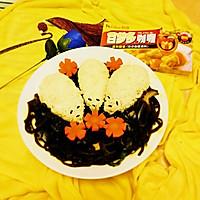 咖喱海带米饭#百梦多Lady咖喱#