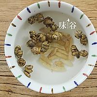 石斛炖瘦肉汤的做法图解2
