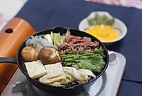 日式牛肉火锅-寿喜烧的做法