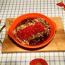 炝拌金针菇