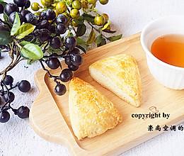 淡奶油司康——简单制作最佳下午茶点的做法