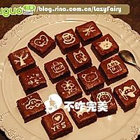 印章巧克力重芝士蛋糕