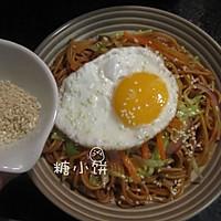【酱油炒意面】中式炒面的方法做意面 的做法图解9