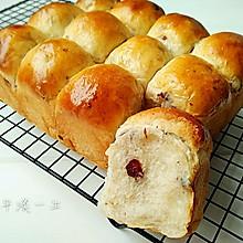 蔓越莓酸奶全麦面包
