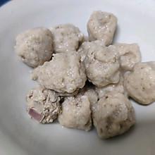 鱼香羊肉丸