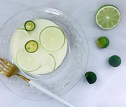 柠檬慕斯的做法