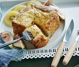 隔夜法式厚吐司,黄油枫糖浆配上水果的满足感#硬核菜谱制作人#的做法