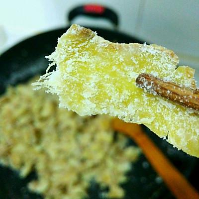 夏日必备~健康姜糖片