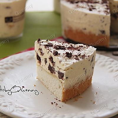 【香浓黑巧冰淇淋蛋糕】