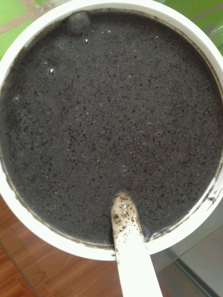 豆浆机芝麻糊