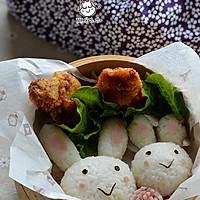 日式咖喱炸鸡便当#咖喱萌太奇#的做法图解44