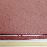 一见倾心——红丝绒蛋糕卷的做法图解16