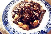 蒜粒牛柳的做法