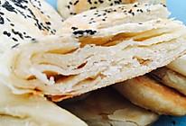 超级简单的油酥烧饼的做法