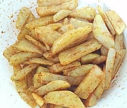 懒人电饼铛烤土豆的做法