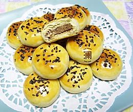 芸豆桂花糕的做法