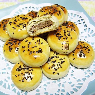 芸豆桂花糕