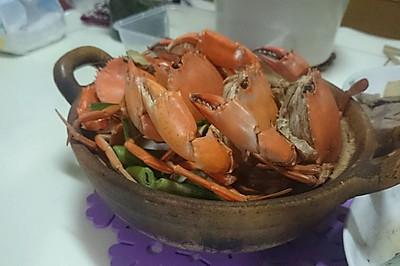 福州螃蟹饭