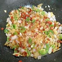 双椒爆炒鸡胗#金龙鱼外婆乡小榨菜籽油 最强家乡菜#的做法图解10