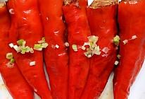 酿红椒的做法