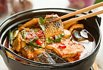 番茄豆腐焖鱼的做法