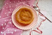 蜂蜜凹蛋糕(6寸)#相约MOF#的做法